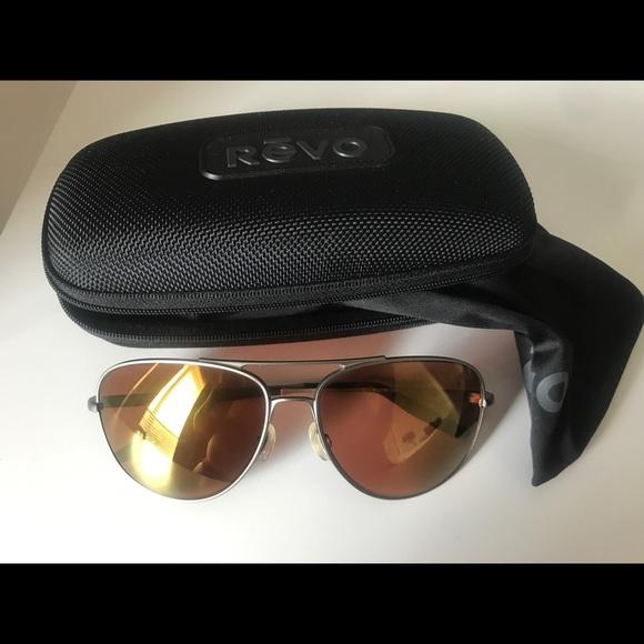 e044414d31 M 5b465e7b6a0bb70a3dd92774. Other Accessories you may like. Revo Polarized  Aviator Sunglasses